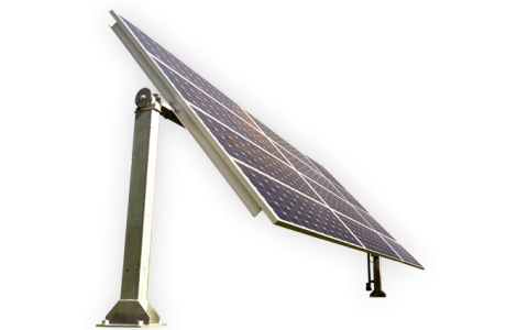 Single Axis Tracking Mount - Patriot Solar Group