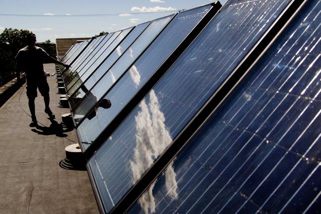 Solar Ypsilanti
