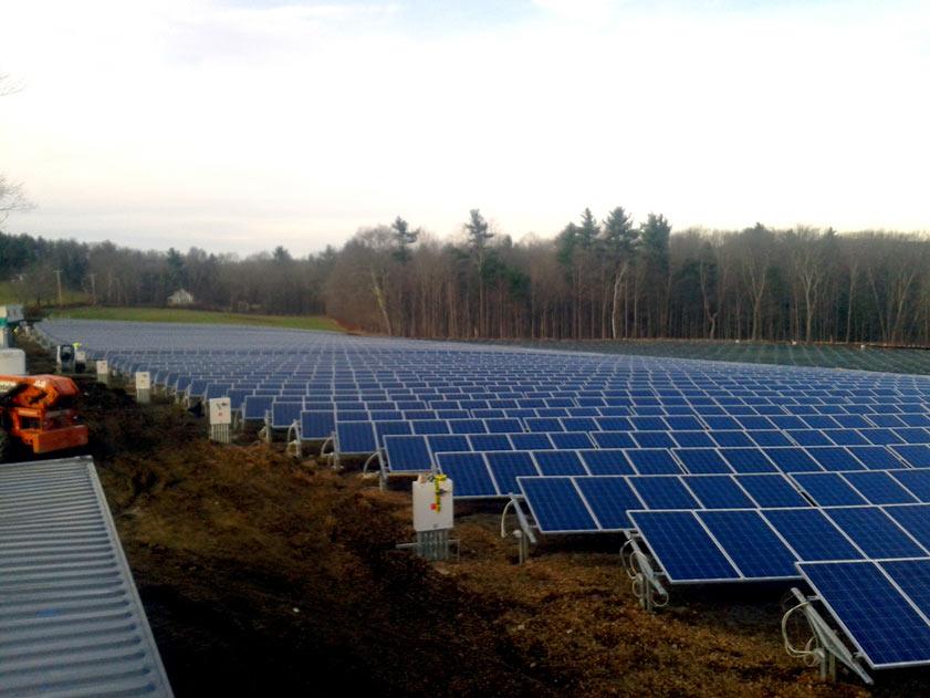 Southbridge Solar Patriot Solar Group