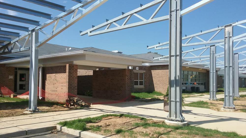 Solar Carport Patriot Solar Group