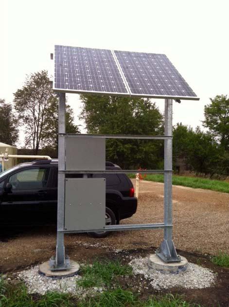 Off Grid Monitoring System Patriot Solar Group