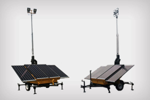 Solar Light Trailer