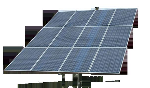 Adjustable Pole Mount 12 Panel Patriot Solar Group