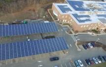 Morris-county-library-solar-install