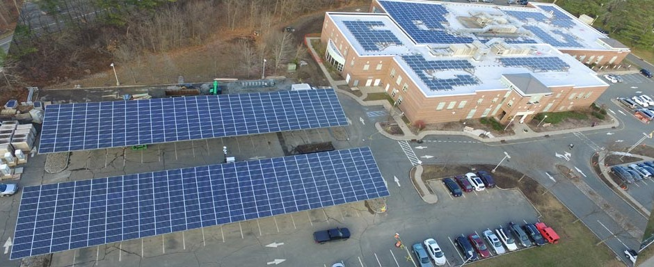 Morris-county-library-solar-install