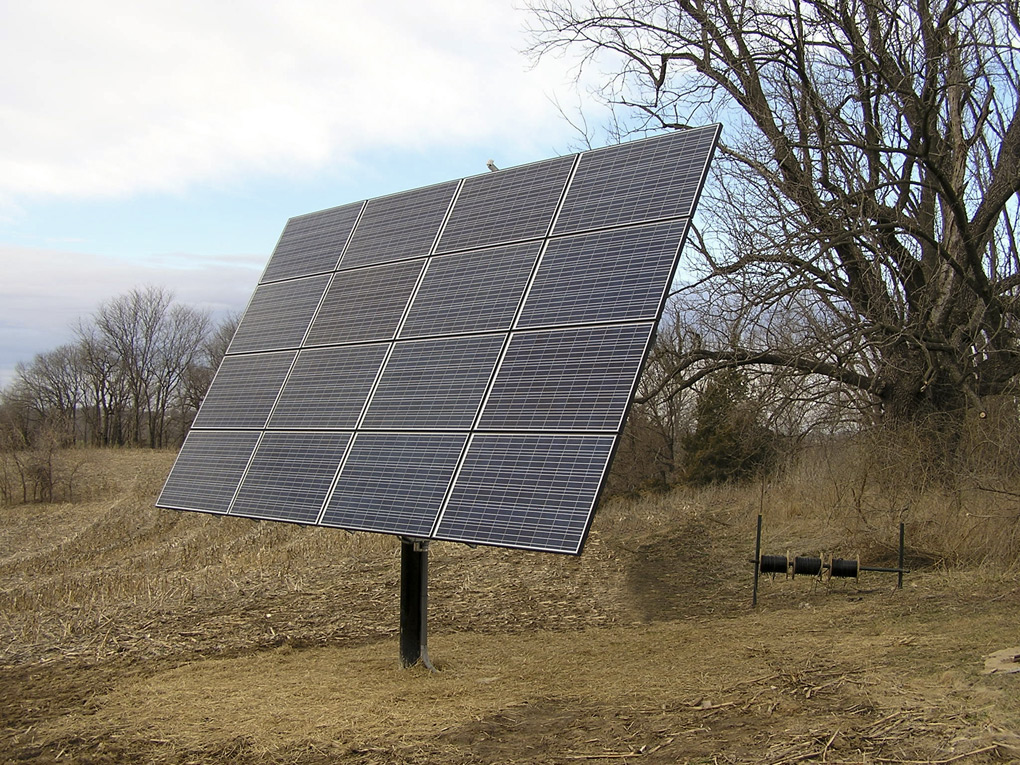 Dual Axis Mount Tab Content Patriot Solar Group