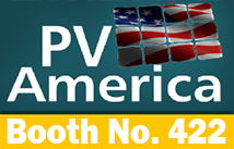 2014 Pv America Logo Displaying PSG's Booth Number: 422.