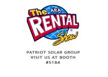 psg 2014 rental show