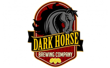 Official Dark Horse Brewing Company logo.