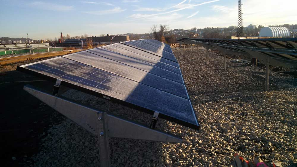 Worcester Solar Installation Patriot Solar Group