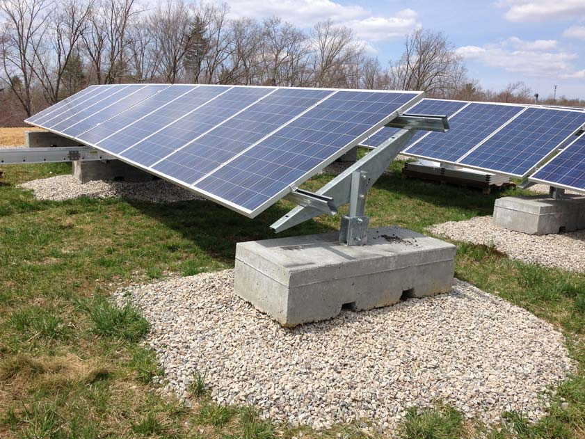 Brookfield Solar Installation Patriot Solar Group